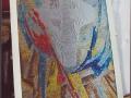 sklenena mozaika + lept